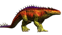 Ostapasaurus render