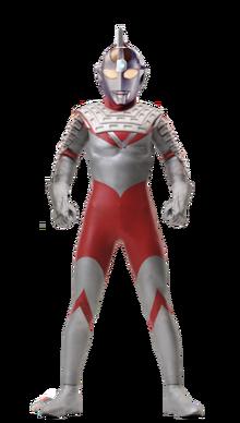 Ultraman Legacy Seven LD mode V3