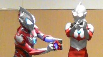ウルトラマンショー ウルトラマンジード ウルトラマン 登場! クイズ大会 【ウルトラ6ヒーローがやってくる】 Ultraman Geed Show-0