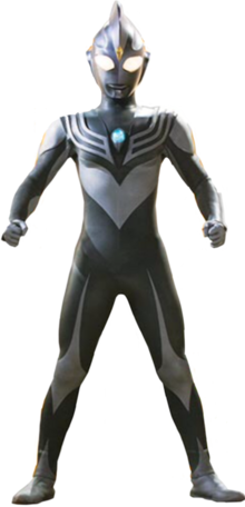Ultraman Tiga Tiga Dark Render 4