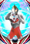 Ultraman Legacy Fusion Card