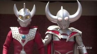 【ウルトラマン】ひらかたパーク 父の日 ベストファーザー賞決定☆特撮変身ウルトラヒーローショーFather of Ultra,Ultraman,Ultra Heroes-0
