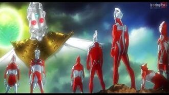 The Ultraman VS Jackal !!