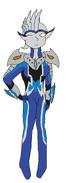 Ultrawoman Hitomi my style