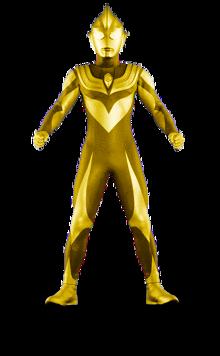 Gold Tiga