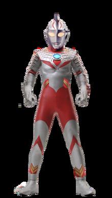 Ultraman Legacy Mebius LD V2