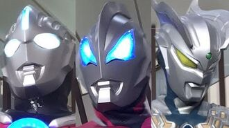 ウルトラマンジードショー オーブとゼロも参戦! Ultraman Geed Orb Zero