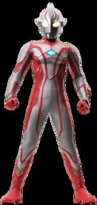 Ultraman Mebius data