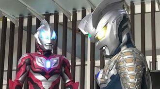 ウルトラマンジード オーブ ゼロ スペシャルショー Ultraman Geed,Orb,Zero