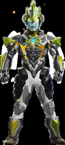 UltramanLightningAttackerArmorMK2