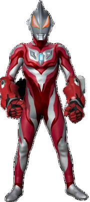 Ultraman Seed Heavy Striker Mode