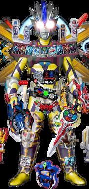 Ultrafan Wikia's God