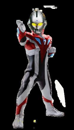 Ultraman Zora Maximum Fusion
