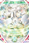 King Joe Shiny Fusion Card