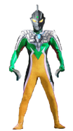 Ultraman One Crescent