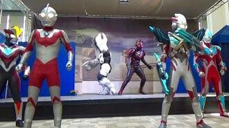 ウルトラマンX(エックス)スペシャルショー!ダークザギ、ギンガ、ビクトリーも登場!-0