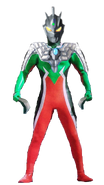 Ultraman One Cdr version
