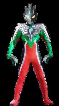 Ultraman One Cdr version