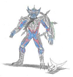 UltramanNaga
