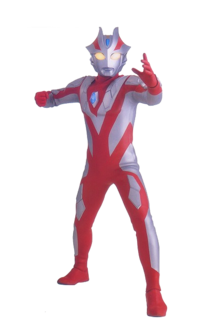Ultraman Xenon series