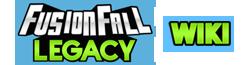 FusionFall Legacy wiki-wordmark