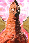 赤色火焔怪獣バニラ