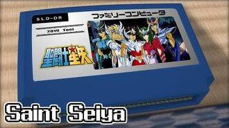 聖闘士神話 〜ソルジャー・ドリーム〜 聖闘士星矢 8bit