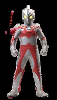 Ultraman Ace data