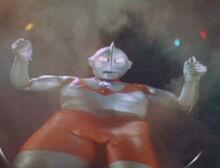 Ultraman First Appearance