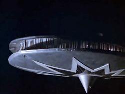 Baltan Spaceship