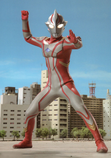 Ultras - Ultraman Mebius