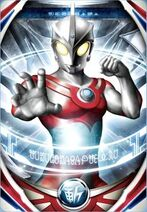 UltramanOrb-Ace UltraFusionCard