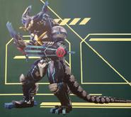 Gomora cyber - ultra series