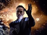 Gregorl-Jin demonstrates his powers