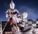 Fierce Fight! 80 vs Ultraseven
