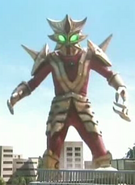 Ultra series - Ace Killer mebius