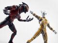 SHFA Shining Ultraman Zero & Belial