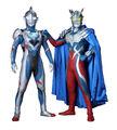 Ultraman Z & Zero