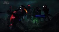 Ultraman Geed - Darkness Five