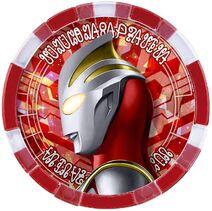 Ultraman Gaia Medal