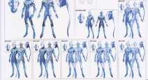 Ultraman Fuma Concept Art 2
