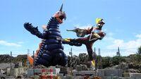 Ultraman Victory vs. Vakishim