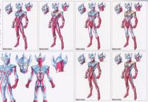 Ultraman Taiga Concept Art 2