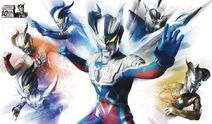 Ultraman Zero 10th Anniversary