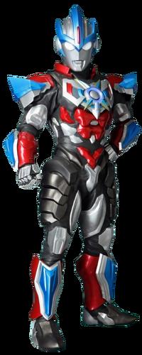 Ultraman Orb Lightning Attacker 2