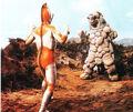 Ultraman Jack vs. Shugaron
