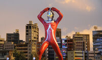 Ultraseven Orb Movie