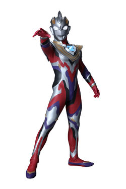 Ultraman Z Gamma Future