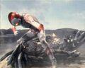 Ultraman 80 vs. Argon