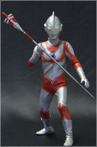 X-Plus 2011 Ultraman Jack (Ultra Lance Version)